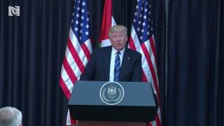 Trump denounces Manchester attack as work of 'evil losers'