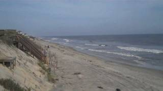 Outer Banks Beach Update - 9/30/11