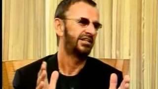Ringo Starr entrevista no Fantástico  23102011