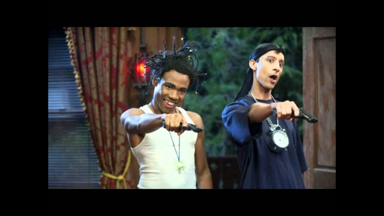 Troy and Abed Christmas Rap [ INSTRUMENTAL ] + HQ DL - YouTube