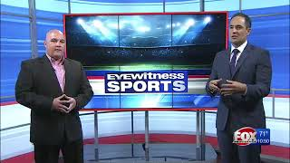 Ron Robert Joins Yianni Kourakis On WPRI 12 To Talk High School Football