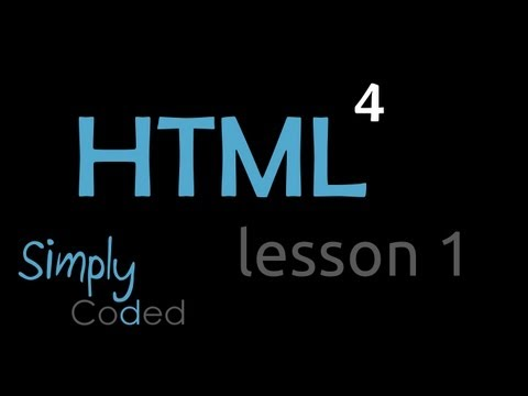 HTML Basics » Part 1 | Foundation & Structure