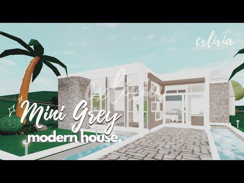 roblox-|-bloxburg:-mini-grey-modern-house-|-build+tour-|-cxlixia