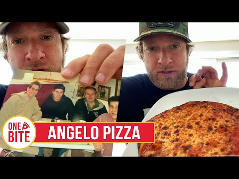 Barstool Frozen Pizza Review - Angelo Pizza (Philadelphia)