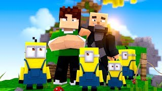MEU MALVADO FAVORITO NO BEDWARS !! - Minecraft