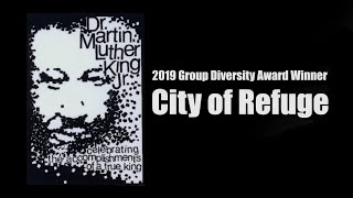 2020 Columbia Values Diversity Award Winner City of Refuge