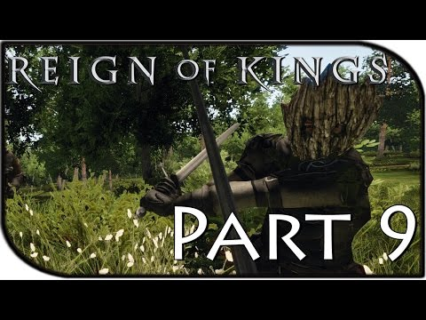 """Reign of Kings Gameplay Part 9 - """"IMPALEMENT!"""""""