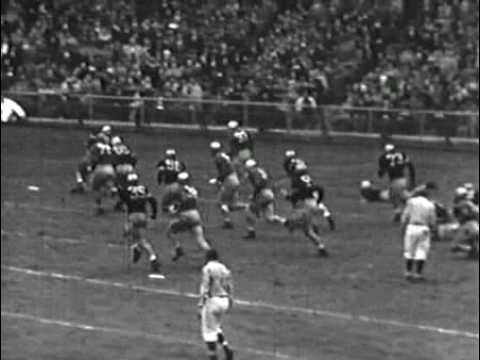 #2 Notre Dame vs. #1 Army - 1946
