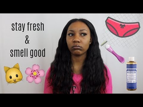 Feminine Hygiene Tips! (Shaving Routine, Preventing Ingrowns & Bumps, Exfoliating, Waxing) 2019