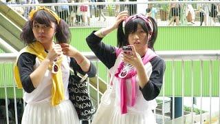 Япония. Жара, асфальт и толпы девушек. Шопинг с Марико