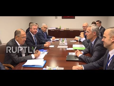 UN: Lavrov and Stoltenberg discuss Syria and Ukraine on UNGA sidelines