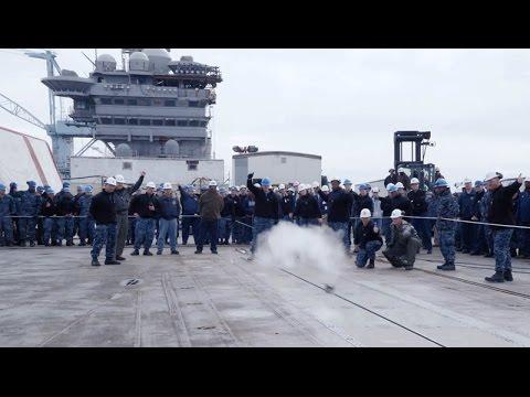 No Load Tests Begin on USS Abraham Lincoln (CVN 72)