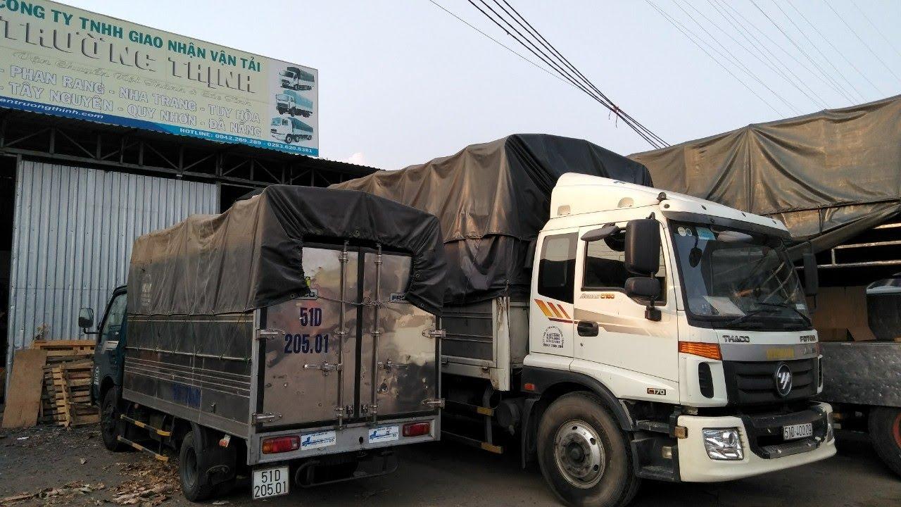Chành xe gửi hàng Sài Gòn đi Bỉm Sơn [0981 797079]