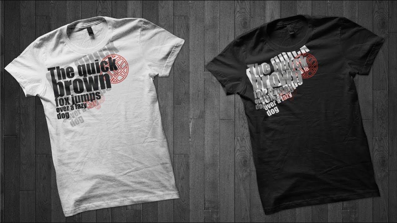 simple t shirt design