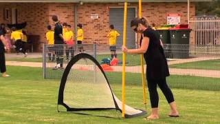 Small Sided Games - Inclusive Football