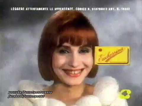 Spot - DOLCE EUCHESSINA Con CLAUDIA KOLL - 1990