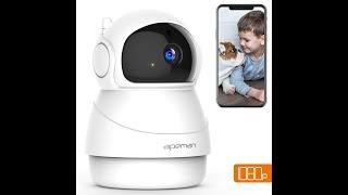 Apeman 1080P Wifi Camera Manual