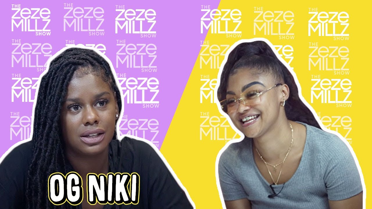 """THE ZEZE MILLZ SHOW: FT OG NIKI """"I Used To Go Out With A Knife"""""""