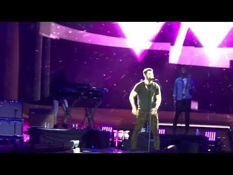 Nick Jonas - Under You - Villa Mix Goiania Brasil 3006