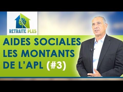 Dossier Aides Sociales : Quels Sont Les Montants De L'APL Et L'AL - Conseils Retraite Plus
