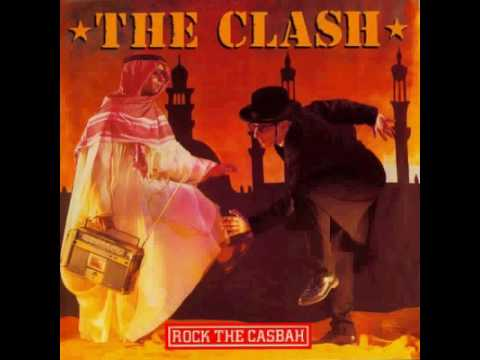 The Clash  Rock The Casbah Rhythm Scholar Boogie Bombs Remix