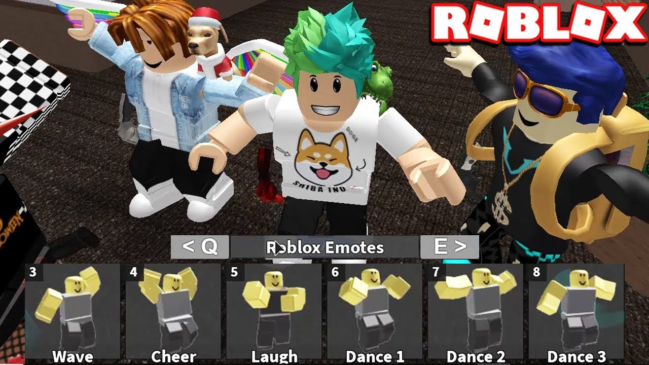 Murder Mystery 2 Roblox Background How To Use All New Rare Emotes In Roblox Murder Mystery 2 Youtube