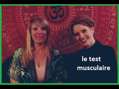 Interview Julie Gallois #03 : le test musculaire en kinésiologie