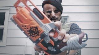 Nerf Zombie Apocalypse