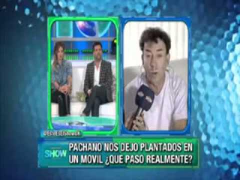 José María Listorti y Aníbal Pachano se cruzaron feo en vivo