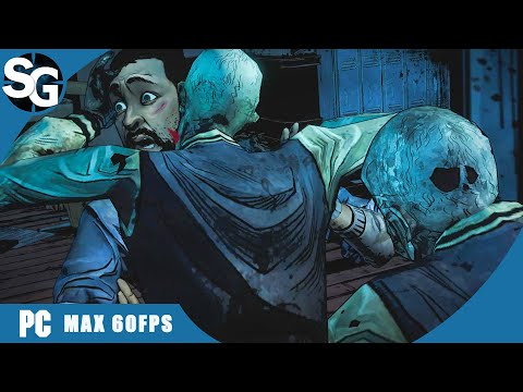 The Walking Dead: The Telltale Definitive Series - All Death Scenes and Walker Kills Episode 4