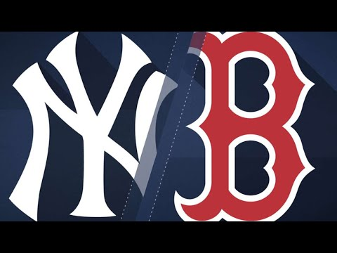 Pearces 3 HRs lead Red Sox over Yanks, 15-7: 8/2/18