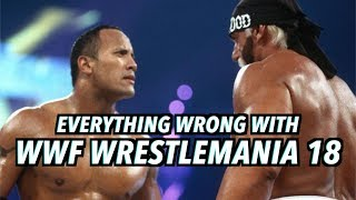 Episode #423: Everything Wrong With WWF WrestleMania 18