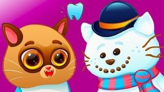 КОТЕНОК БУБУ #20 - Мой Виртуальный Котик - Bubbu My Virtual Pet игровой мультик для детей #ПУРУМЧАТА