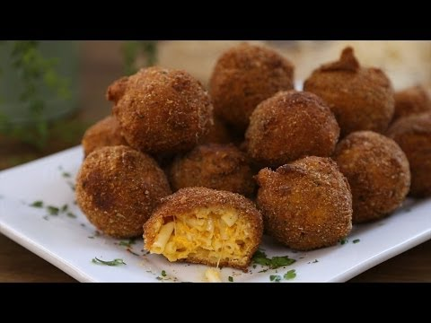 How to Make Fried Mac and Cheese Balls | Pasta Recipes | Allrecipes.com