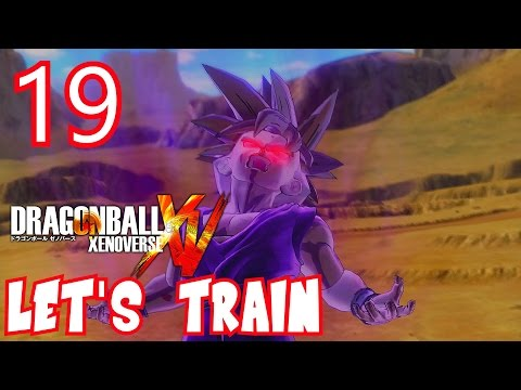 Dragon Ball Xenoverse Parallel Quest 19 Let's Train - Z-Rank, ALL OBJECTIVES