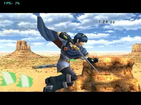 Smash Bros Brawl Classic on PC Dolphin SVN r5231
