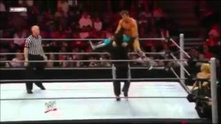 The Top Ten Moves Of Zack Ryder