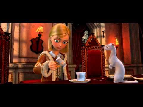 The Snow Queen, official trailer 2012