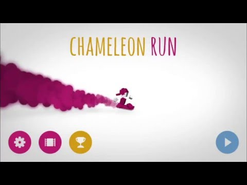 Chameleon Run All Levels Speedrun