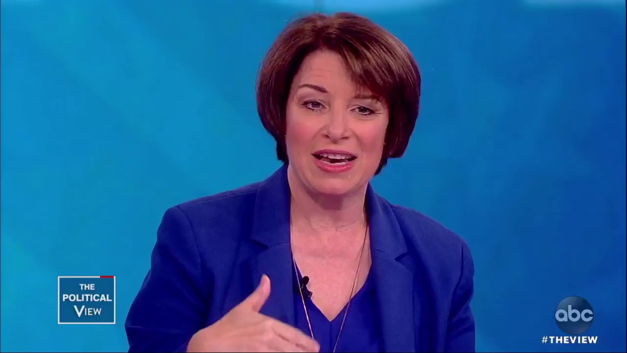 sen-amy-klobuchar-shares-about-her-relationship-with-sen-mccain-the-view
