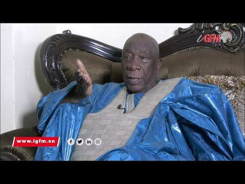 EXCLUSIF-Sa vie, les Présidents et lui, affaire Sonko-Adji Sarr, 3e mandat.. Elh Mansour Mbaye parle