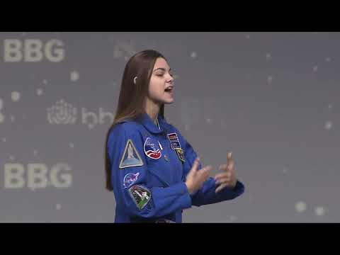 BBYO IC 2018 Plenary Speaker: Alyssa Carson