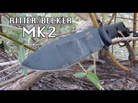 Becker/Ritter RSK MK2 Knife Review