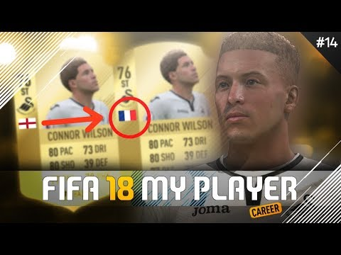 SWITCHING NATIONALITIES! | FIFA 18 Player Career Mode w/Storylines | Episode #14
