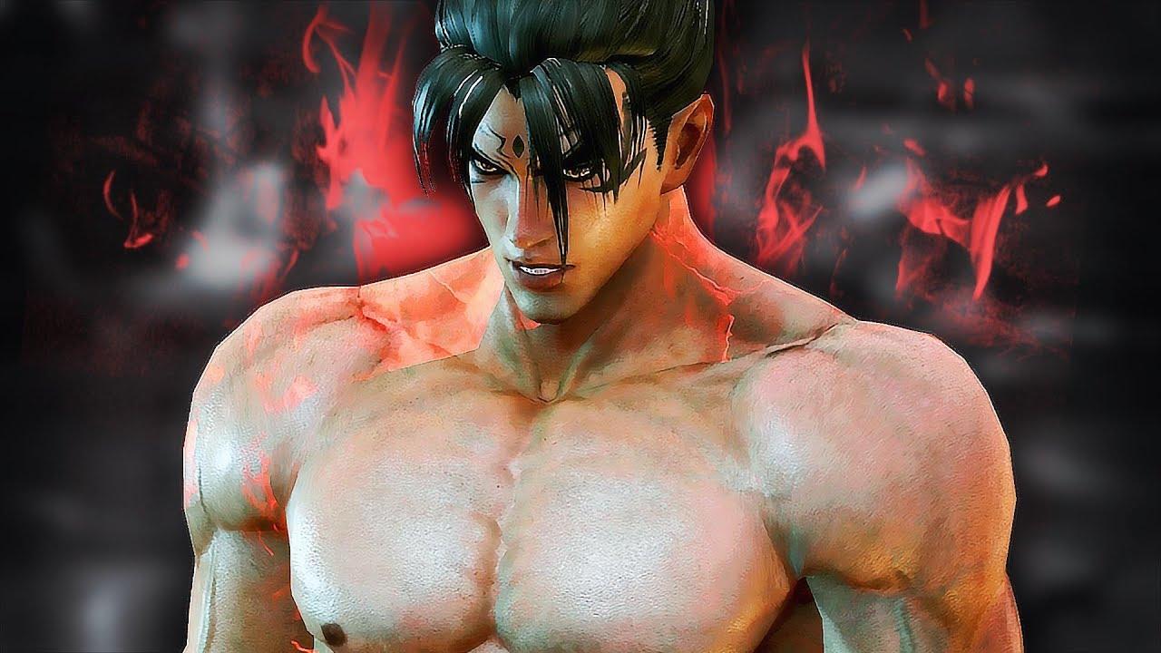 New Jin Kazama Pre Devil Transformation Gameplay Online