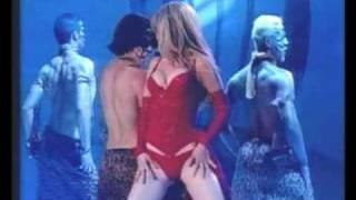 INDIA    - SHARON LA HECHICERA   - EN PREMIOS TC A LA MUSICA