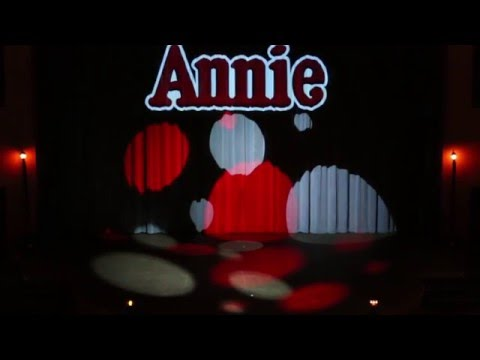 Calvary Chapel Christian School - Annie The Musical - April 2016