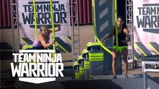 Team Ronin vs. Think Tank | Team Ninja Warrior | American Ninja Warrior