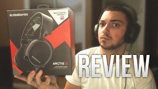 SteelSeries Arctis 3 Review!