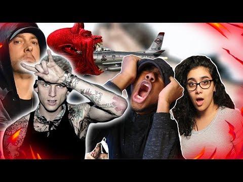 "Machine Gun Kelly ""Rap Devil"" (Eminem Diss) | REACTION VIDEO ???? | IS EMINEM RAP CAREER OVER ??????"